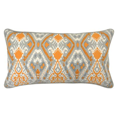 Crocus Cotton Throw Pillow by Kosas Home