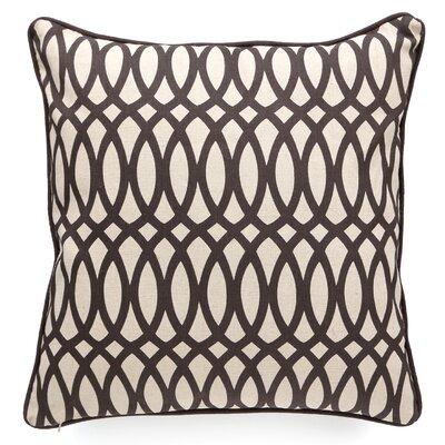 IIIusion Eliipse Print Throw Pillow by Kosas Home