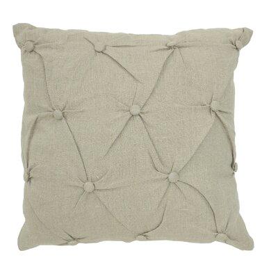 Versailles Palazzo Linen Throw Pillow by Kosas Home
