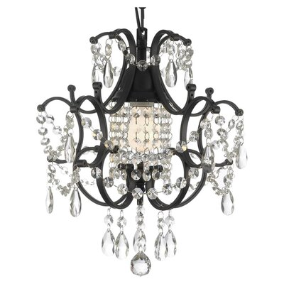 Harrison Lane Dash 1 Light Crystal Chandelier T40 152