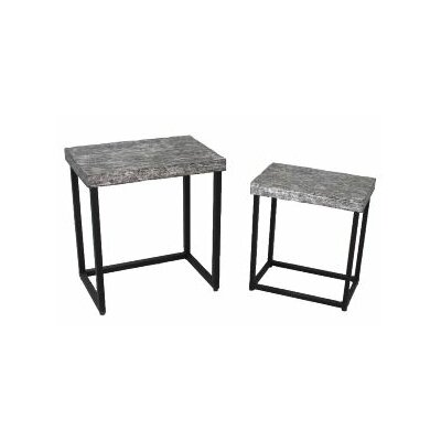 Purcell 2 Piece Nesting Tables by TLC Home