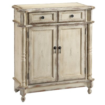 Stein World Casually Chic Hand Painted 2 Drawer Accent Chest