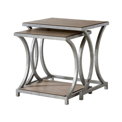 Palos Heights Nesting Tables by Stein World