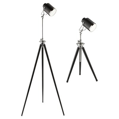 Stein World Table Lamp and Floor Lamp Set