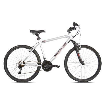 SilverRidge SE Mountain Bike by Reaction Cycles