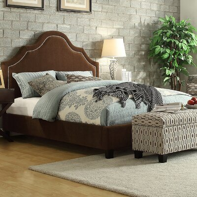 Somerby Upholstered Panel Bed by Kingstown Home