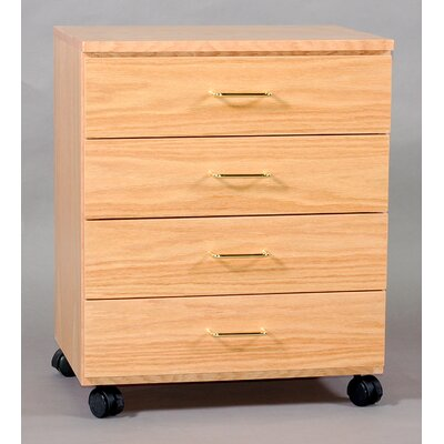 Vanguard 4 Drawer Lateral File | Wayfair