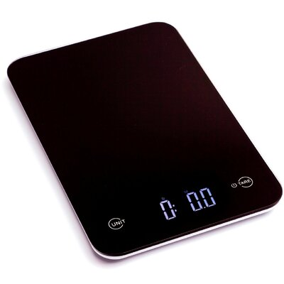 Touch Professional Digital Kitchen Scale (11 lbs Edition) by Ozeri