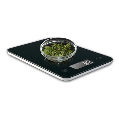 Ozeri Touch Professional Digital Kitchen Scale (11 lbs Edition)