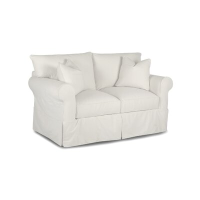 Felicity Loveseat by Wayfair Custom Upholstery