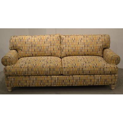 Carolina Classic Furniture CCF9903S Two Cushion Sleeper Sofa