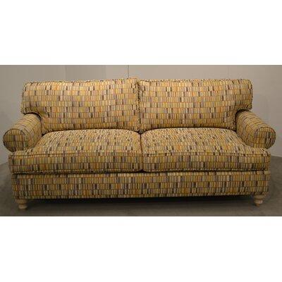 Two Cushion Sleeper Sofa by Carolina Classic Furniture