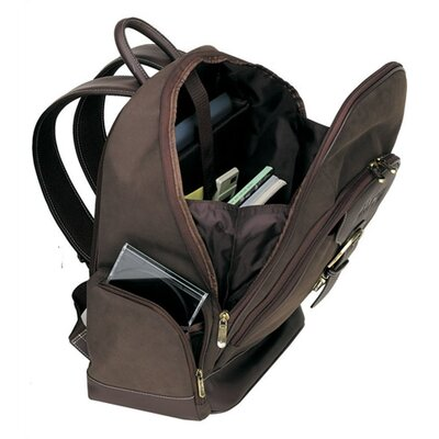 Vintage Journey Computer Backpack by Bellino