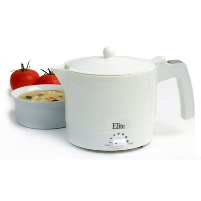 Cuisine Electric Hot Pot by Elite by Maxi-Matic