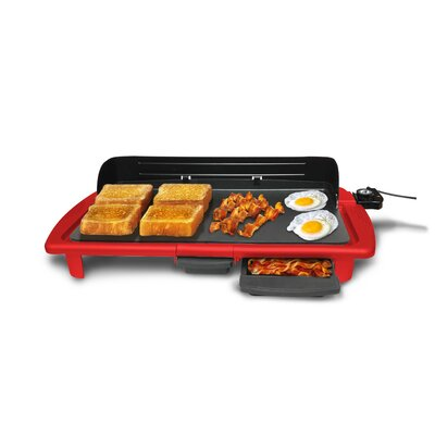 Gourmet Electric Non-Stick Griddle by Elite by Maxi-Matic