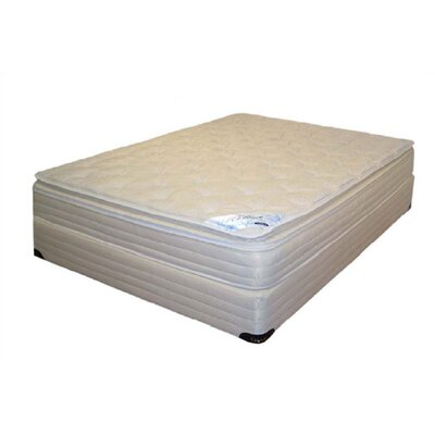 Classic Waterbeds Elegance Softside Mid Fill Waterbed Mattress