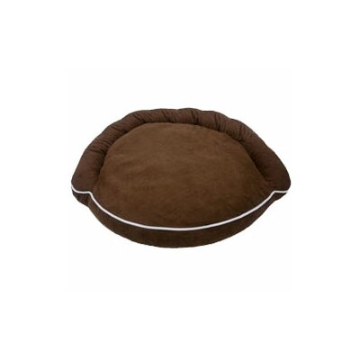 Luxury Bolster Pet Bed by Iconic Pet