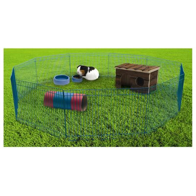 Living World Critter Playtime Small Animal Playpen by Hagen