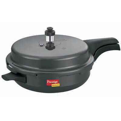 Hard Anodised Pan Pressure Cooker by Prestige Cookers