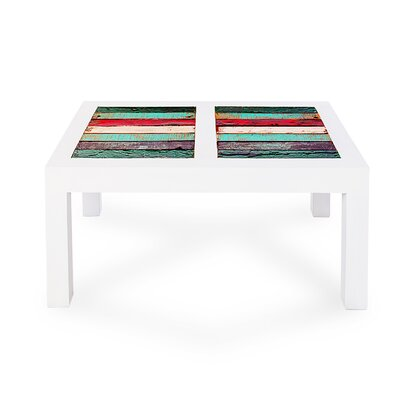 Catch-22 Reclaimed Wood Coffee Table by EcoChic Lifestyles