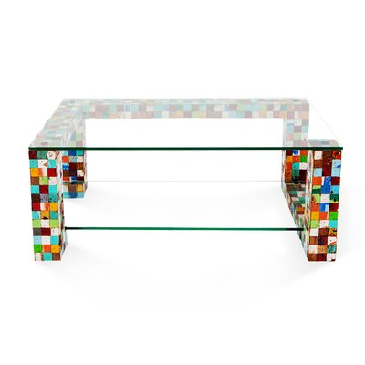 Apocalypso Reclaimed Wood Coffee Table by EcoChic Lifestyles