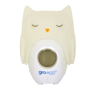 Egg Orla the Owl Shell Night Light by The Gro Company
