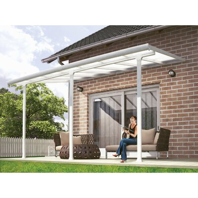 Feria 10ft H X 40ft W Patio Cover Awning Wayfair