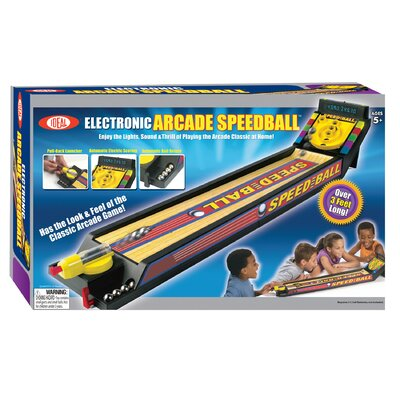 Table Top Games Electronic Arcade Speedball by Ideal