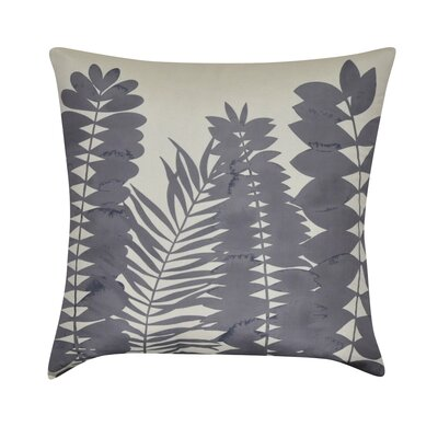 Leaf Decorative Throw Pillow by Loom and Mill