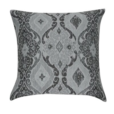 Damask Decorative Throw Pillow by Loom and Mill