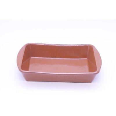 Medium Terracotta Oven Tray by Regas Ceramics