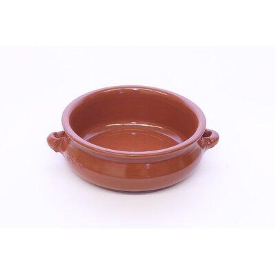 Classic Round Casserole by Regas Ceramics