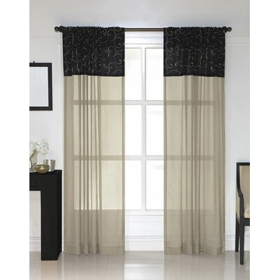 Westgate Single Curtain Panel Product Photo