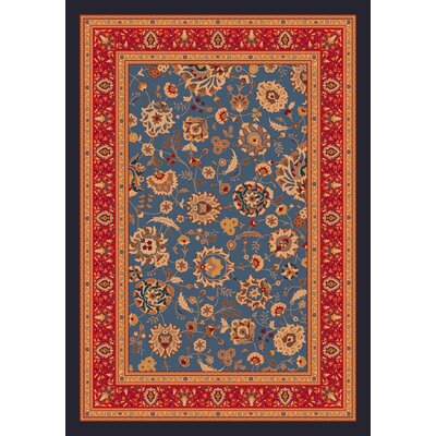 Pastiche Aydin Moor Blue Rug by Milliken