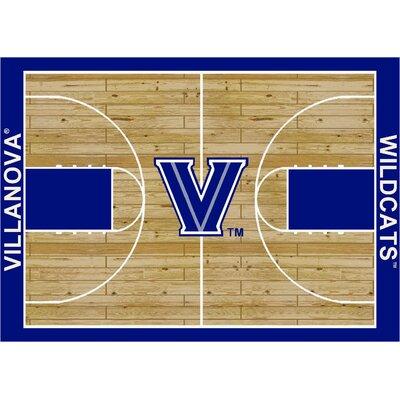 College Court Villanova Wildcats Rug by Milliken