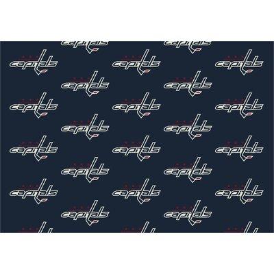 NHL Washington Capitals 533322 2102 2xx Novelty Rug by Milliken