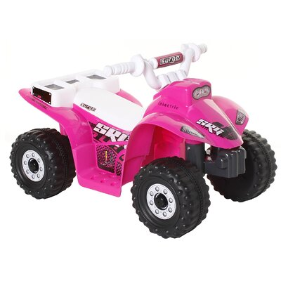 Surge Girls 6V Battery Powered ATV by Dynacraft