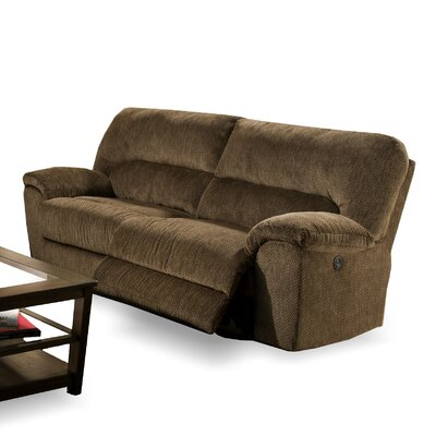 Cosmo Dual Reclining Sofa by Brady Furniture Industries