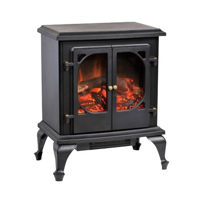 Corliving free standing electric fireplace reviews wayfair Free standing fireplace