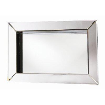 Howard Elliott Contemporary Angela Rectangle Wall Mirror