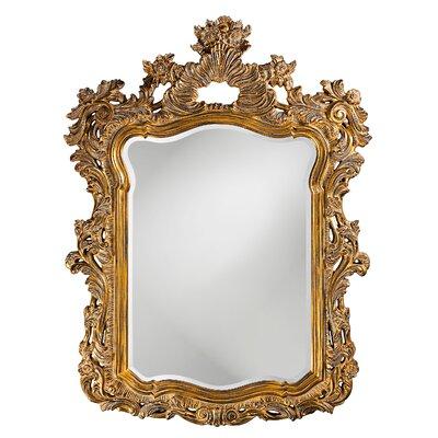 Ornate Turner Wall Mirror by Howard Elliott