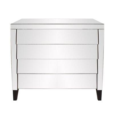 4 Drawer Dresser by Howard Elliott