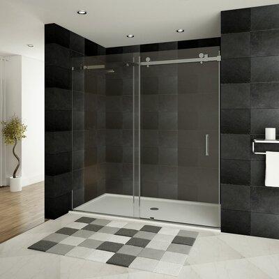 Ultra B 76 X 60 Sliding Glass Shower Door Reviews Way