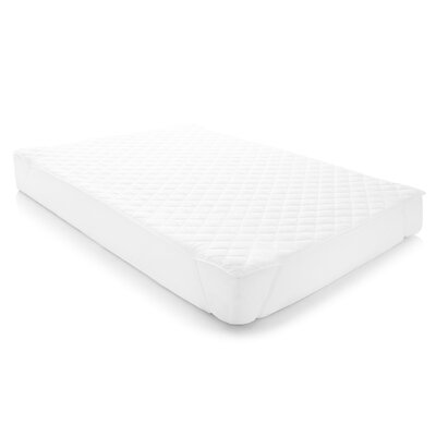 Quilted Microfiber Mattress Pad by Linenspa