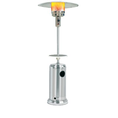 Classic Umbrella Portable Propane Patio Heater by SUNHEAT