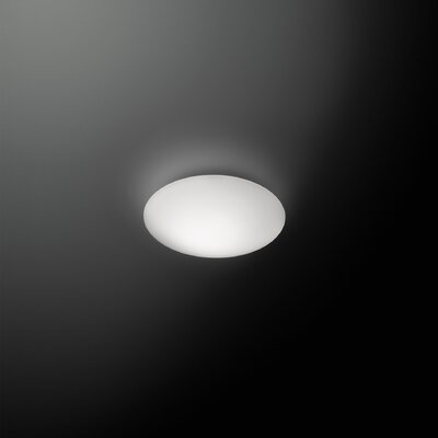 Puck 1 Light Flush Mount by Vibia