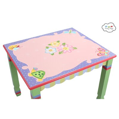 Fantasy Fields Magic Garden Kids 3 Piece Table & Chair Set