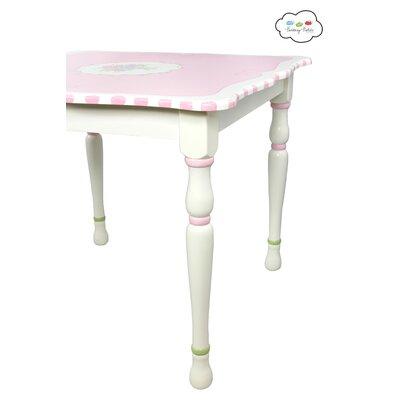 Fantasy Fields Bouquet 3 Piece Table & Chair Set