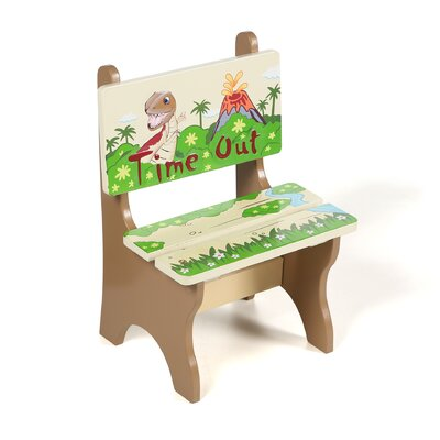 Dinosaur Kingdom Kids Desk Chair I by Fantasy Fields