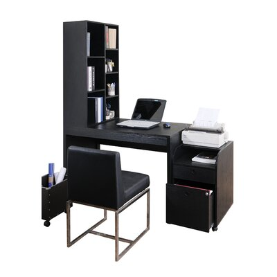 Zipcode™ Design Naomi 2 Piece Modular Computer Desk With. Narrow Width Chest Of Drawers. Round Patio Table And Chairs. Spa Front Desk. Secret Compartment Desk. Bush Envoy Corner Desk. Counter Height Patio Table. White Leaning Desk. Ikea Glass Top Table